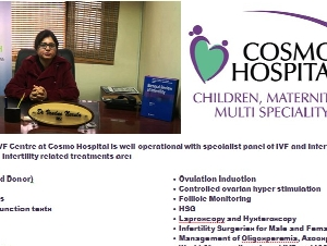 COSMO HOSPITAL Children Care Center Chandigarh