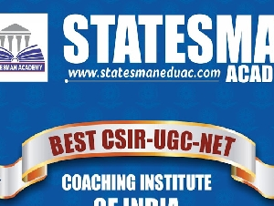 Statesman Academy - UGC NET Coaching in Chandigarj