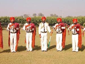 New Ram Band Zirakpur